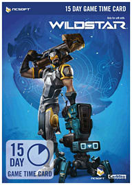 Wildstar 15 Day Game Time Card Accessories