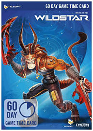 Wildstar 60 Day Game Time Card Accessories