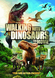 Walking With Dinosaurs: The Movie DVD