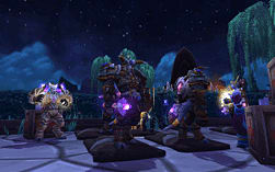 World of Warcraft: Warlords of Draenor Collector's Edition screen shot 7