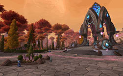 World of Warcraft: Warlords of Draenor Collector's Edition screen shot 4