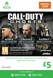 Call of Duty: Ghosts Special Characters Packs - Villains Xbox Live