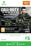 Call of Duty: Ghosts Makarov Legend Pack Xbox Live