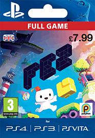 Fez PlayStation Network Cover Art