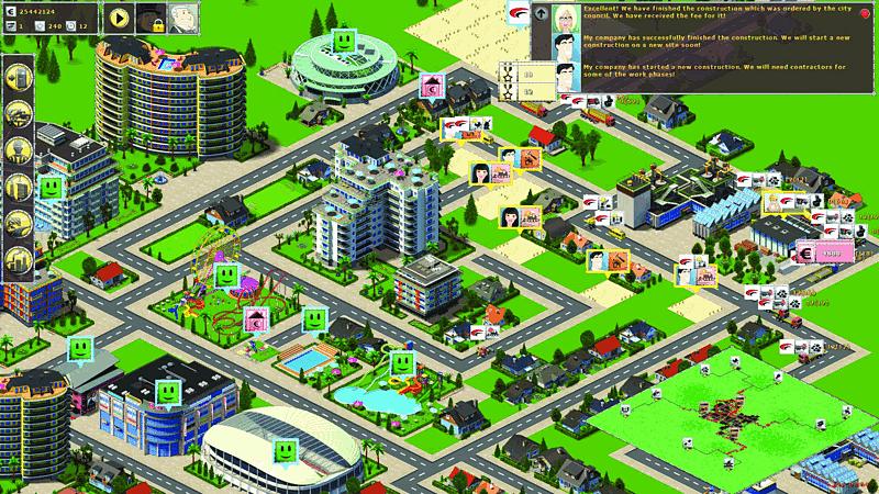 скачать City Simulator скачать торрент img-1