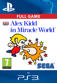 Alex Kidd in Miracle World PlayStation Network
