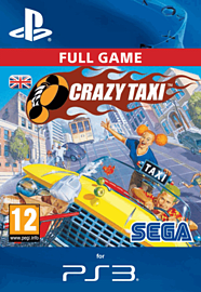 Crazy Taxi PlayStation Network