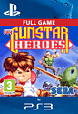 Gunstar Heroes PlayStation Network