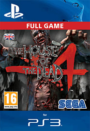 House of the Dead 4 PlayStation Network
