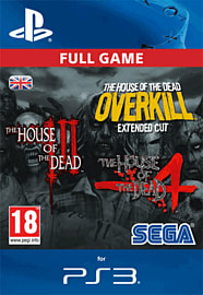House of the Dead Bundle PlayStation Network