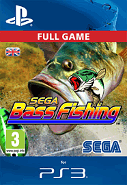Sega Bass Fishing PlayStation Network