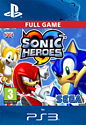 Sonic Heroes (PS2 Classic) PlayStation Network
