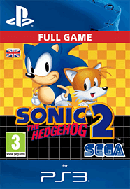 Sonic The Hedgehog 2 PlayStation Network