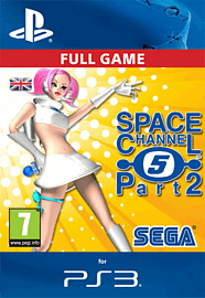 Space Channel 5: Part 2 PlayStation Network