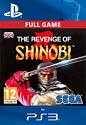 The Revenge of Shinobi Sku Format Code