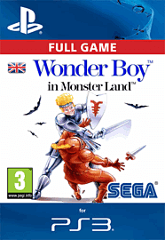 Wonder Boy in Monster Land PlayStation Network
