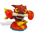 Hot Dog - Skylanders SWAP Force - Only at GAME Toys and Gadgets