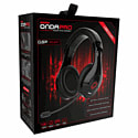 Ozone Onda Headset for PS4 and PC with Travel Case - Black Accessories