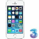iPhone 5S 16GB White (Grade A) - 3 Electronics
