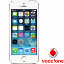 iPhone 5S 16GB White (Grade A) - Vodafone Electronics
