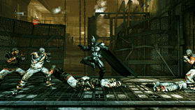 Batman: Arkham Origins Blackgate - Deluxe Edition screen shot 4
