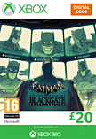Batman: Arkham Origins Blackgate - Deluxe Edition Xbox Live