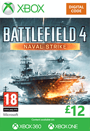 Battlefield 4: Naval Strike Xbox Live Cover Art