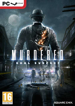 Murdered: Soul Suspect PC Games Cover Art