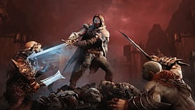 Middle Earth: Shadow of Mordor screen shot 7
