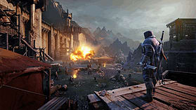 Middle Earth: Shadow of Mordor screen shot 5