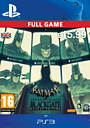 Batman: Arkham Origins Blackgate - Deluxe Edition PlayStation Network