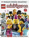 LEGO Minifigures Ultimate Sticker Collection Books