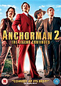 Anchorman: The Legend Continues DVD
