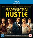 American Hustle Blu-Ray