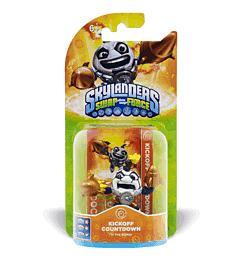 Kickoff Countdown - Skylanders SWAP Force Toys and Gadgets