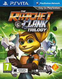 Ratchet & Clank Trilogy PS Vita