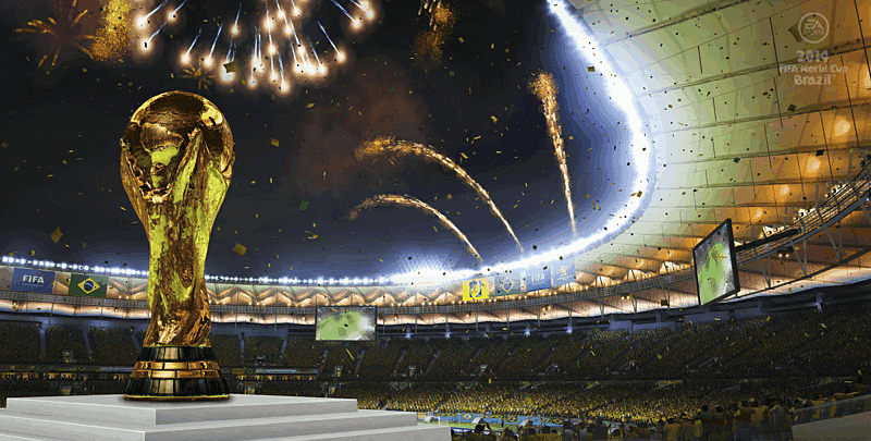 GAME reviews EA SPORTS FIFA World Cup Brazil on Xbox 360 and PlayStation 3.