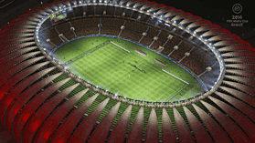 EA SPORTS 2014 FIFA World Cup Brazil screen shot 2