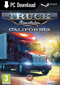 American Truck Simulator PC Downloads Cover Art