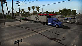 American Truck Simulator screen shot 3