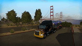 American Truck Simulator screen shot 4
