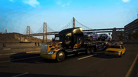 American Truck Simulator screen shot 8