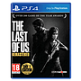 The Last of Us Remastered Day One Edition PlayStation 4