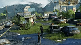 The Last of Us Remastered Day One Edition screen shot 1