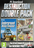 Destruction Double Pack - Underground Mining & Demolition Simulator PC Downloads