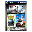 Truckers Double Pack - Euro Truck & UK Truck Simulator PC Downloads