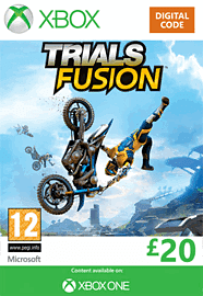 Trials Fusion Xbox Live Cover Art