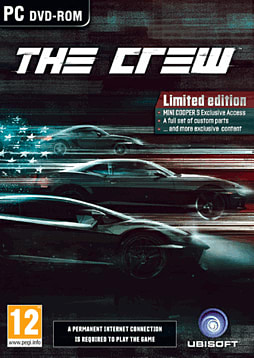 The Crew Limited Edition - Only at GAME PC Games