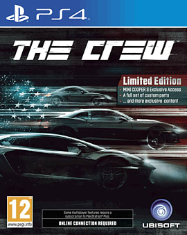 The Crew Limited Edition - Only at GAME PlayStation 4