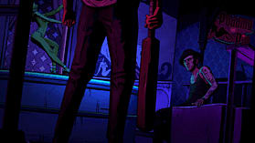 The Wolf Among Us - Episode 3: A Crooked Mile screen shot 9